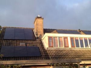 Hasselt Mono met Solaredge