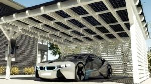 BMW-Solarwatt-Carport