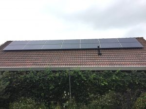SolarWatt zonnepanelen in staphorst - Glas-Glas