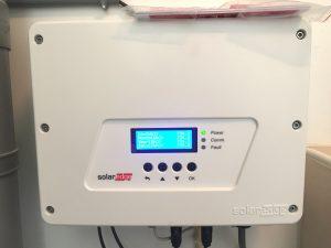 SolarEdge SE 2200 wave omvormer