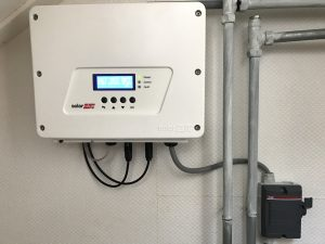 SolarEdge SE 3000 Wave omvormer