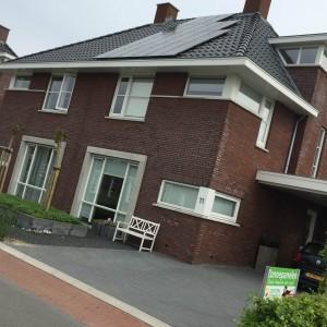 Meppel Zwolle Apeldoorn Deventer Hoogeveen, Hasselt, Zwartsluis, Genemuiden, Steenwijk, Heerenveen, Zwolle, Ruinen, Ruinerwold, Dwingeloo TSMC CIGS zonnepanelen en SMA omvormer