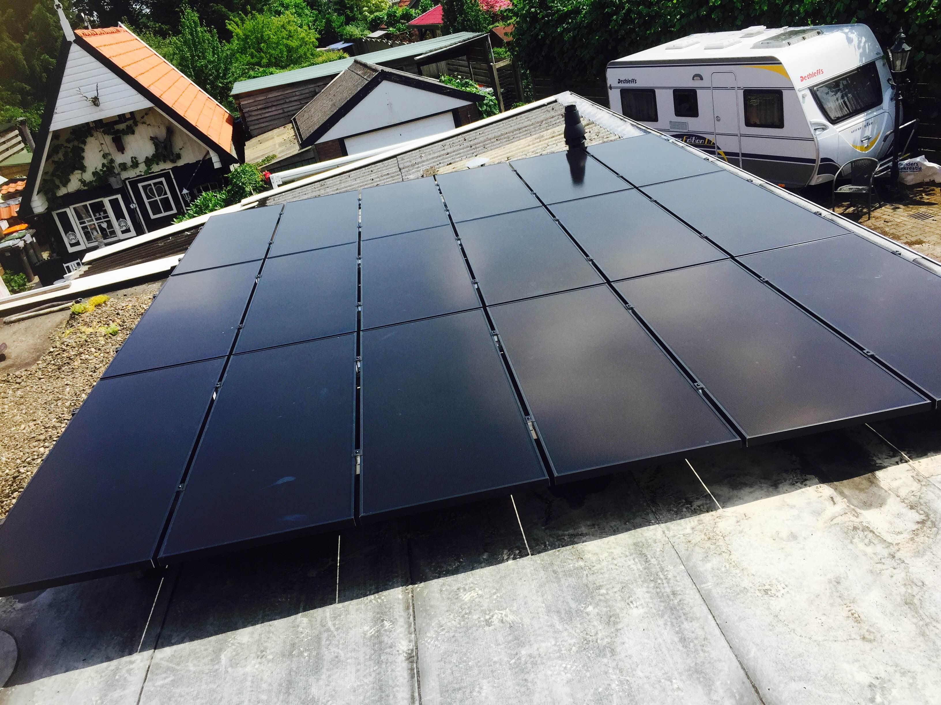 Montagesystemen zonnepanelen groenopgewekt 5.0