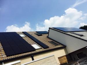 TSMC Zonnepanelen Ruinerwold geplaatst TSMC zonnepanelen ook geplaatst in Steenwijk, Zwolle en en Meppel Met een Solarwatt StacaGrid omvormer