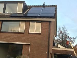 de nieuwe generatie glas glas zonnepanelen Koedijkslanden Meppel Steenwijk Zwolle en Hoogeveen.