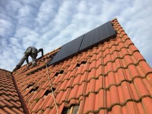 PERC zonnecellen Solarwatt zonnepanelen Meppel Berggierslanden, Steenwijk Zwolle en Hoogeveen