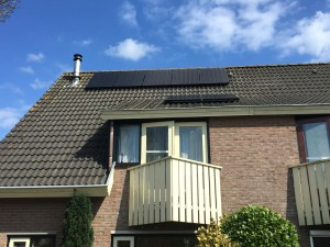 GlasGlas zonnepanelen Solarwatt in Havelte, Kornhoenweg - Morgen zonnepanelen in Zwolle, Hoogeveen en steenwijk