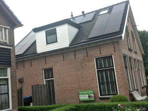 SolarWatt glas-glas zonnepanelen in Meppel. Zonnepanelen Steenwijk. Zonnepanelen Hoogeveen. Zonnepanelen Zwolle.