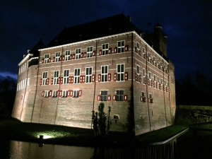 led verlichting voor kasteel Huis Bergh in sHeerenberg van groenOpgewekt 5.0 uit meppel