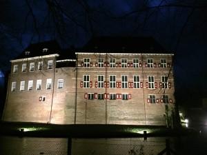 Huis Bergh 's Heerenberg, Led verlichting, Ledverlichting Meppel, Zwolle, Hoogeveen, Steenwijk, Hasselt, Zwartsluis, Genemuiden, Kampen, Amersfoort, Harderwijk, Apeldoorn, Heerenveen.