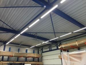 led lijnverlichting Zwartsluis Meppel Zwolle