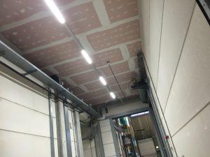 Professionele led lijnverlichting geplaatst in meppel
