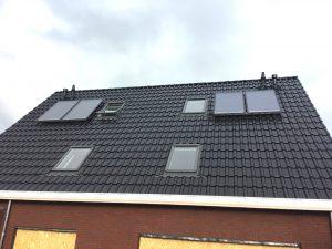 zonneboiler subsidie - zonnecollectoren
