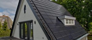 Exasun Black-Glass en Black-Roof zonnepanelen